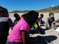 5th Grade Travel to Sound to Sea