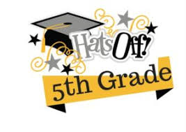 WES 5th Grade Celebration is June 4, 2020 from 11a.m.-1 p.m. Congrats 5th Graders! We are proud of you!!!