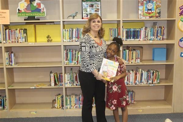 Author Visits Windsor Elementary School