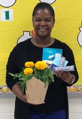 Happy Administrative Assistant Day Ms. Mayo! We appreciate you!