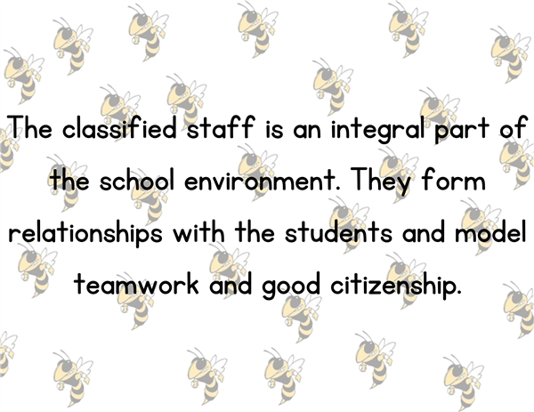 Classified Staff