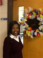 Teacher of the  Year- Mrs. Perry