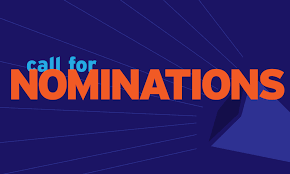 Call for Nominations art