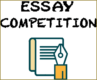 ESSAY COMPETITION - pen and paper art