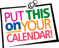 put this on your calendar post-it clip art