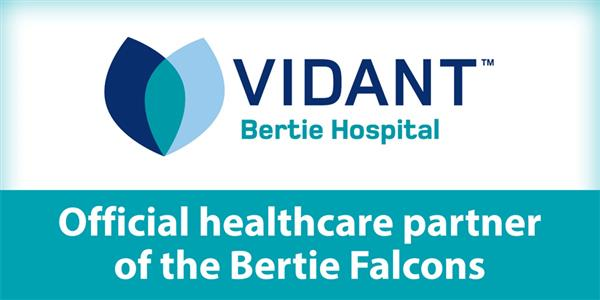 Vidant Bertie partnership with Bertie County Schools logo